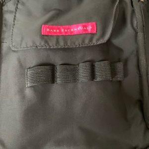 Bare Escentuals Makeup - Bare Escentuals black travel make up bag